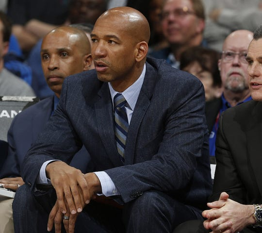 Philadelphia 76ers assistant Monty Williams may be the hottest head coaching candidate this summer.