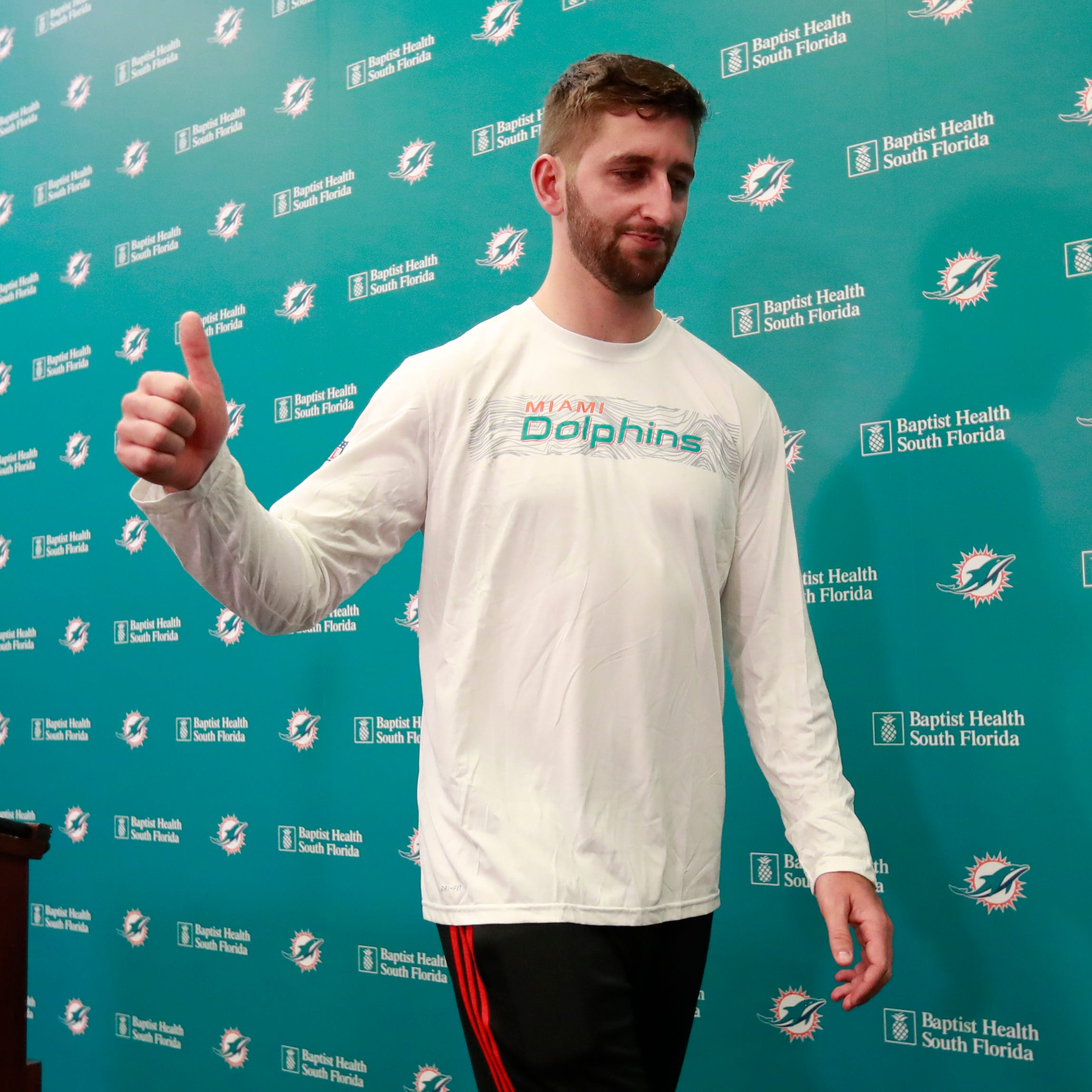 Here's why you shouldn't feel bad for Josh Rosen after his trade to the Miami Dolphins