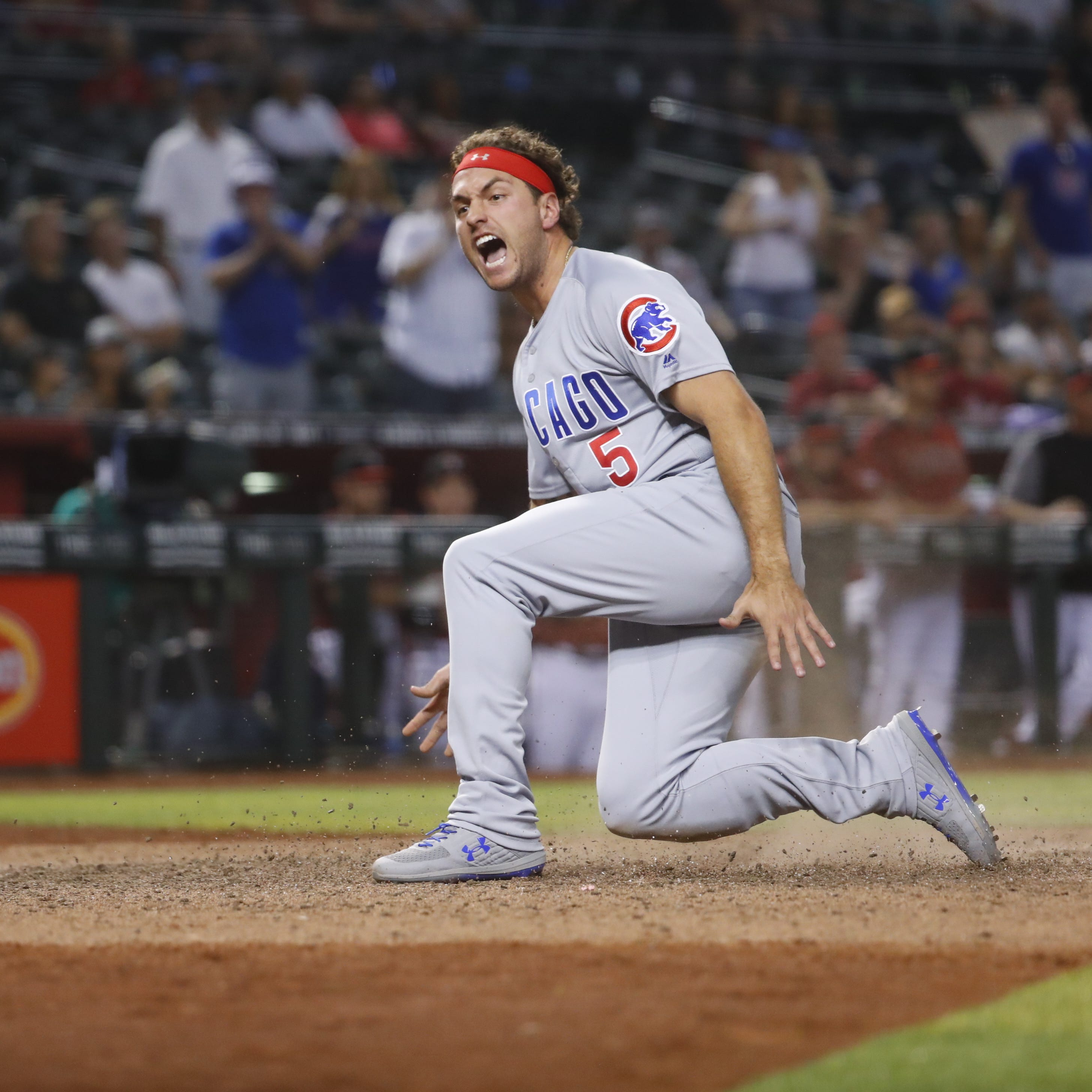 'We made things interesting': Diamondbacks fall to Cubs in draining, 15-inning series finale