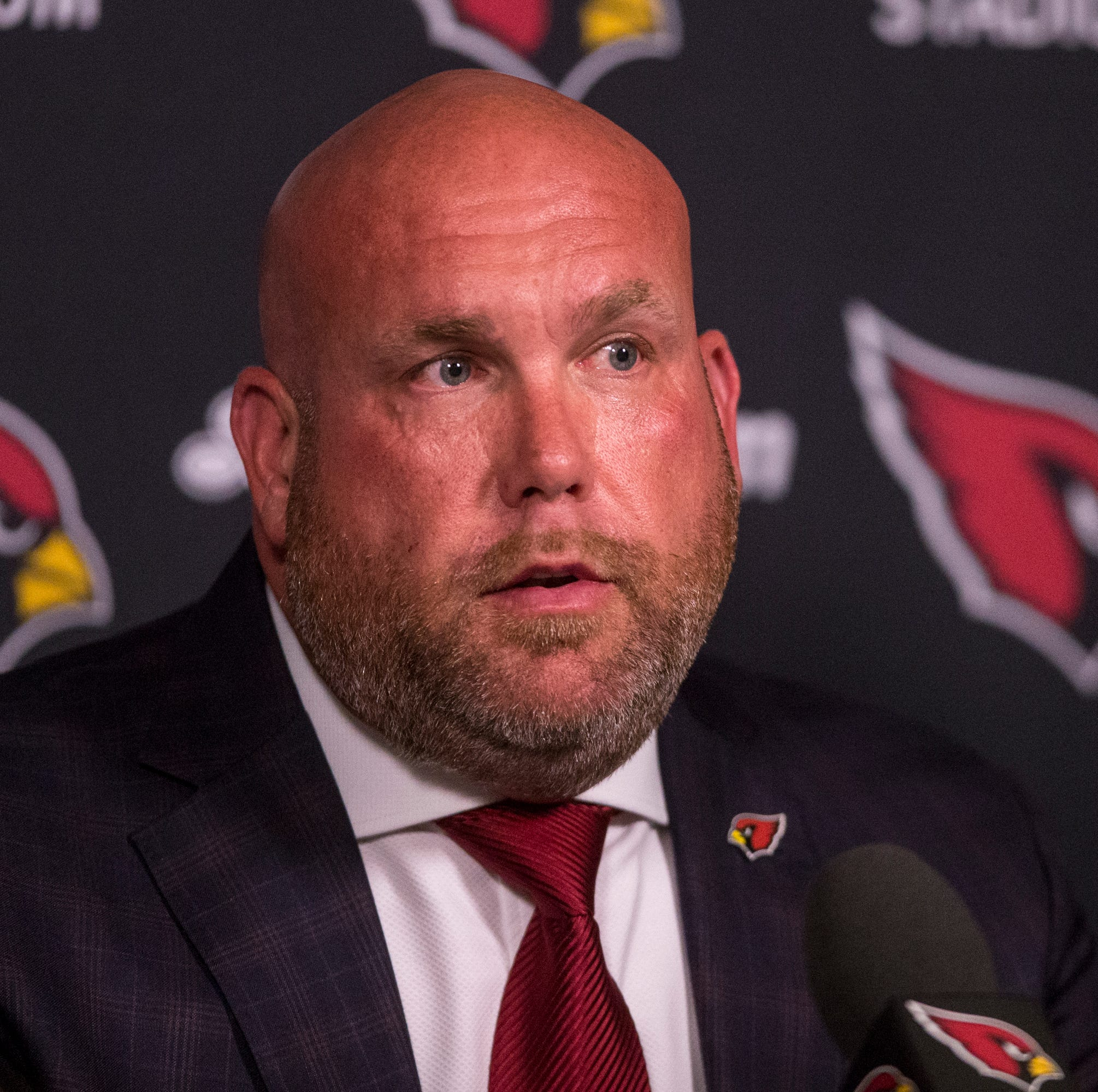 Arizona Cardinals General Manager Steve Keim's future is now tied to Kyler Murray