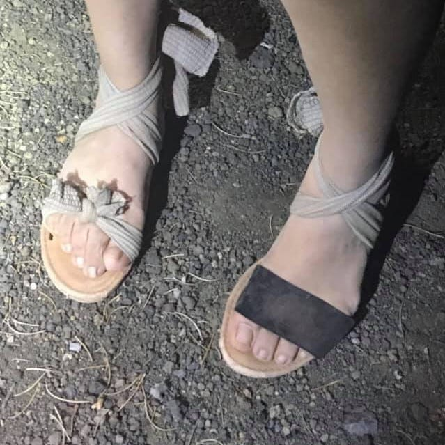 Arizona sheriff's department shoe shames sandal-wearing hiker who needed rescuing from trail