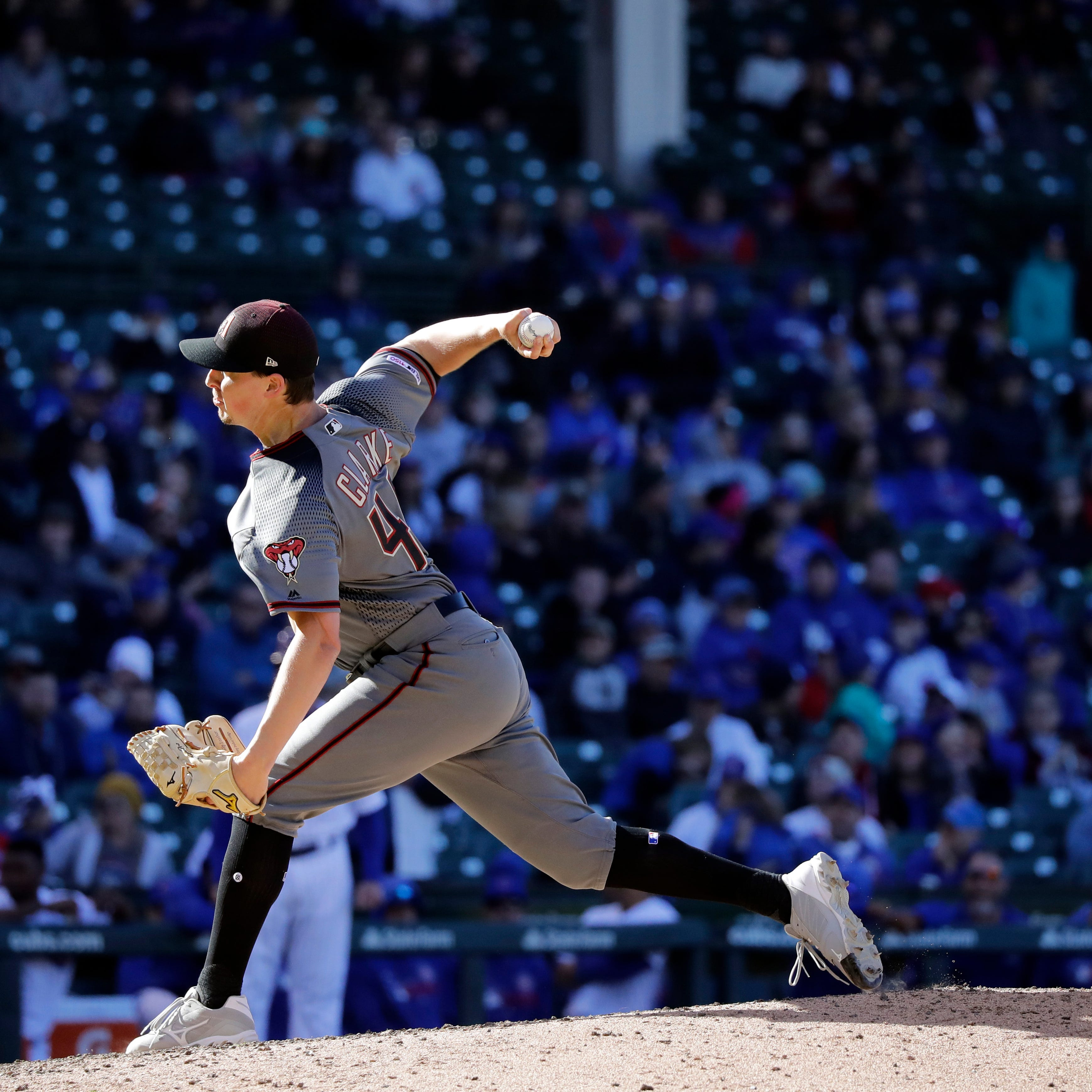 Who could replace Zack Godley in the Diamondbacks' starting rotation?