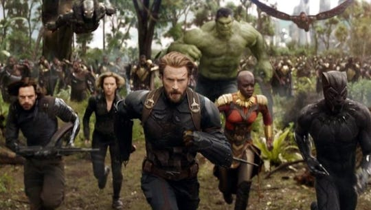 Avengers: Infinity War fue uno de los estrenos más esperados del año pasado, una de las últimas películas de la fase 3 del Universo Cinematográfico de Marvel.
