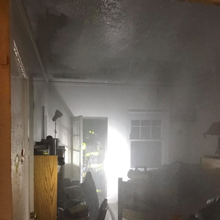 Bard College students displaced from dorm following fire: chief