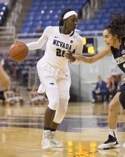 Reed High graduate Nyasha LeSure is the new girls basketball coach at Reed.