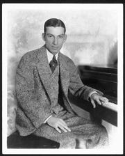 """At a Bloomington fraternity house in the Spring of 1924, Hoagy Carmichael started a composition for his friend, Bix Beiderbecke, that was later recorded on May 6, 1924 at the Gennett Recoding Studio in Richmond. Carmichael would eventually record another song at Gennett, a tune that would become the iconic """"Stardust."""""""