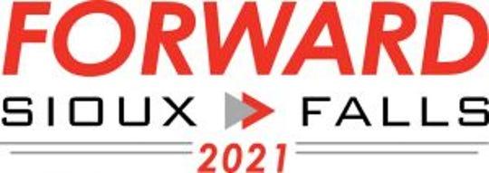 Forward Sioux Falls logo