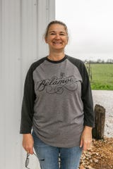 Kim Bell transformed her life and embraced new challenges after her husband's death by building the Barn at Belamour.