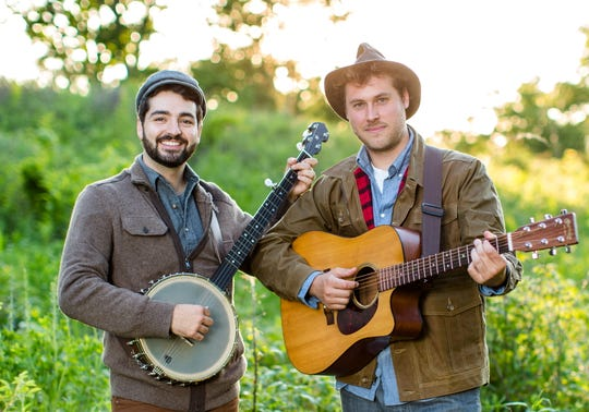 The Okee Dokee Brothers will be performing at 6 p.m. May 9 at Waters Church in Sartell.