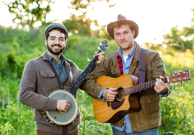 The Okee Dokee Brothers will be performingat 6 p.m. May 9at Waters Church in Sartell.