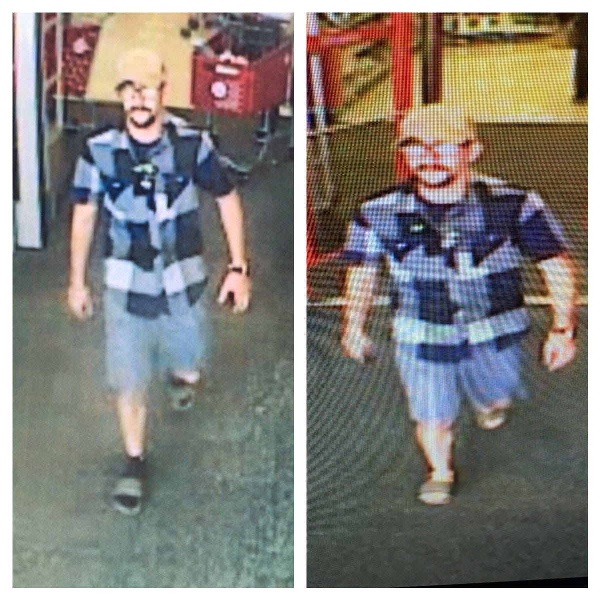Ventura police seek public's help to ID man allegedly using stolen credit cards