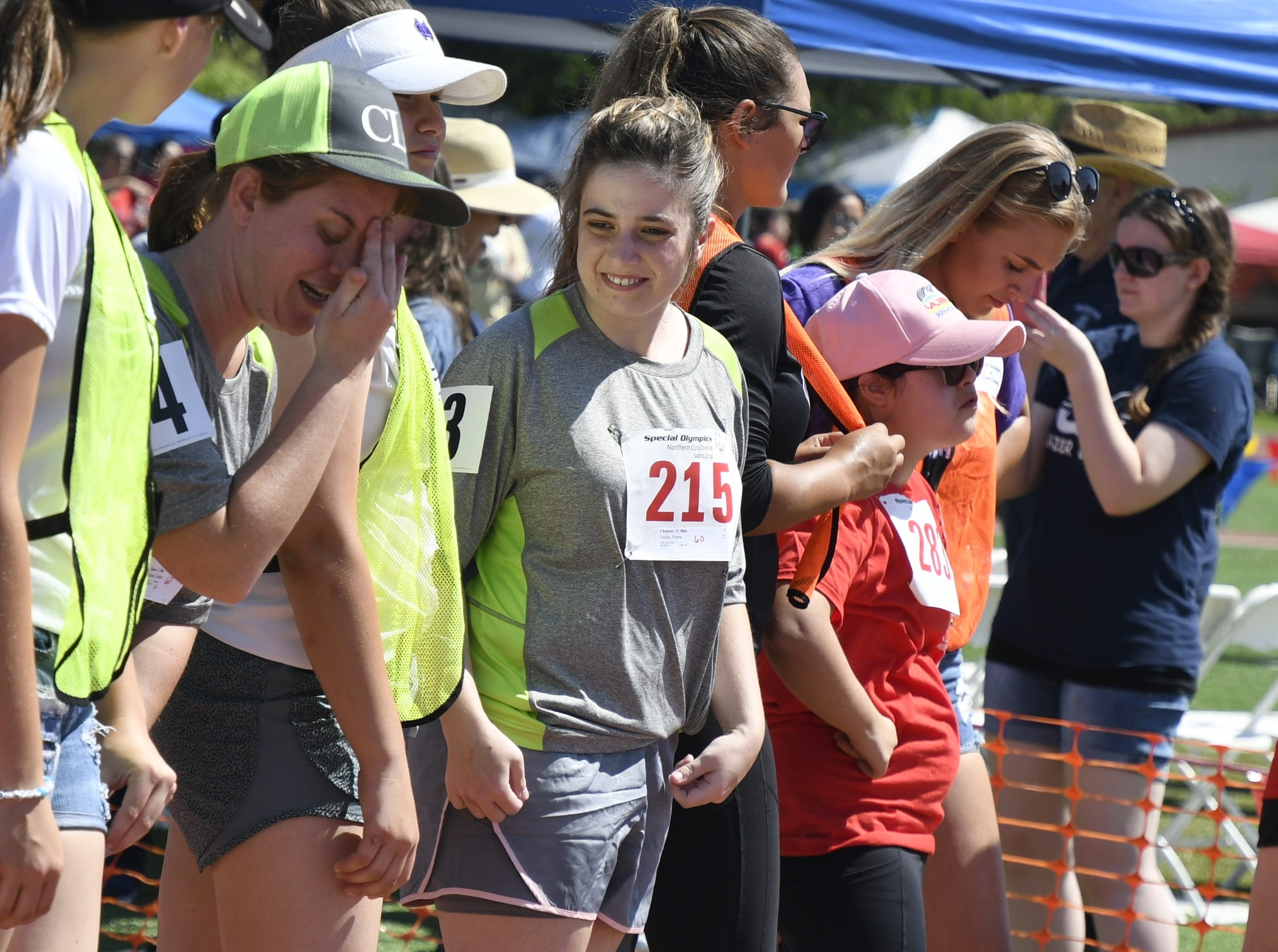 Nearly 1,000 athletes competed at the 2019 Special Olympics at Bob Mathias Stadium on Friday, April 26, 2019.