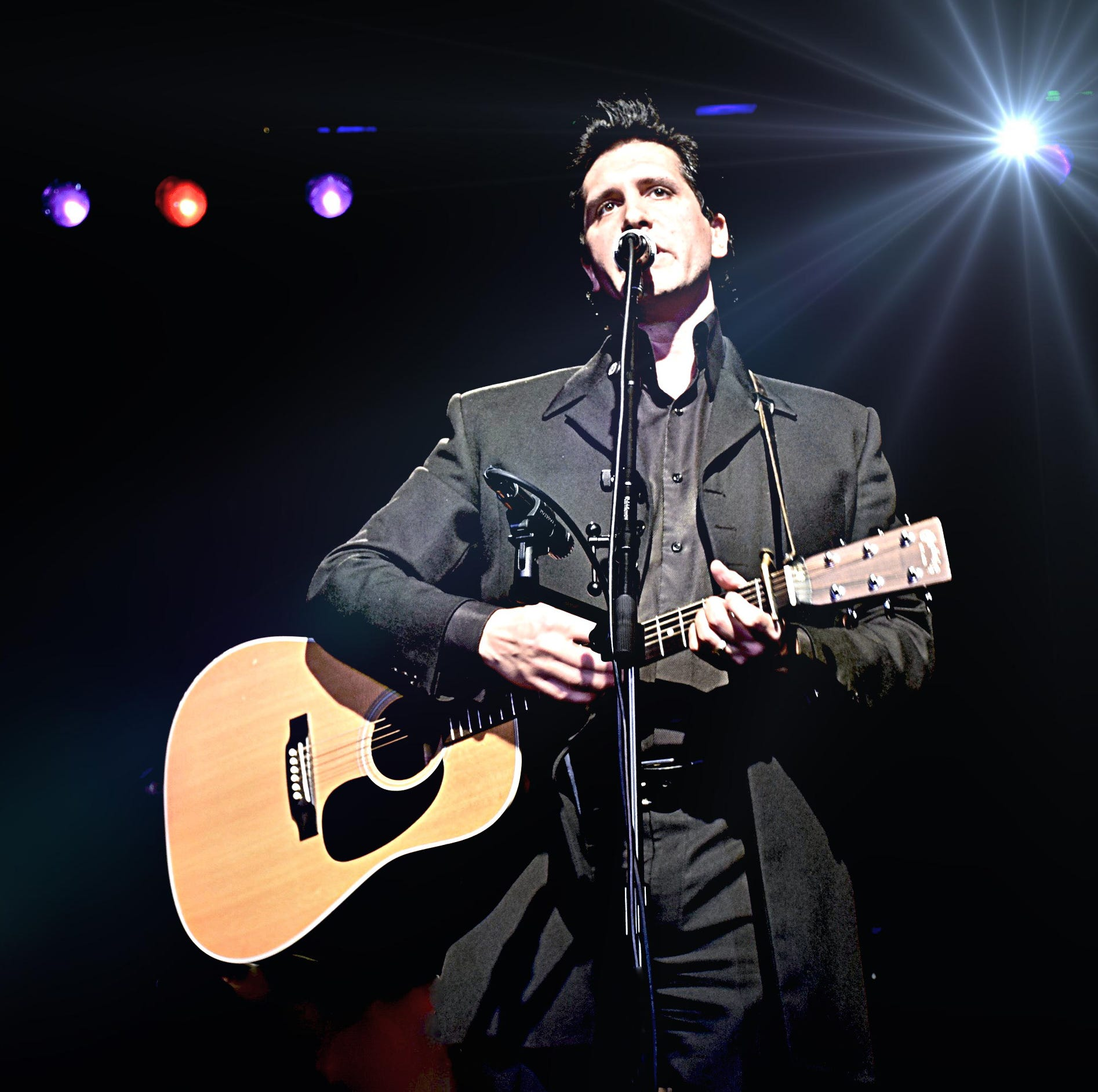 Visalia Fox hosts Man in Black tribute show. Will it 'Walk the Line'?