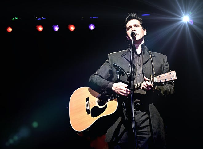 James Garner's Tribute to Johnny Cash plays at 7:30 p.m. Saturday, May 4 at the Visalia Fox Theatre.