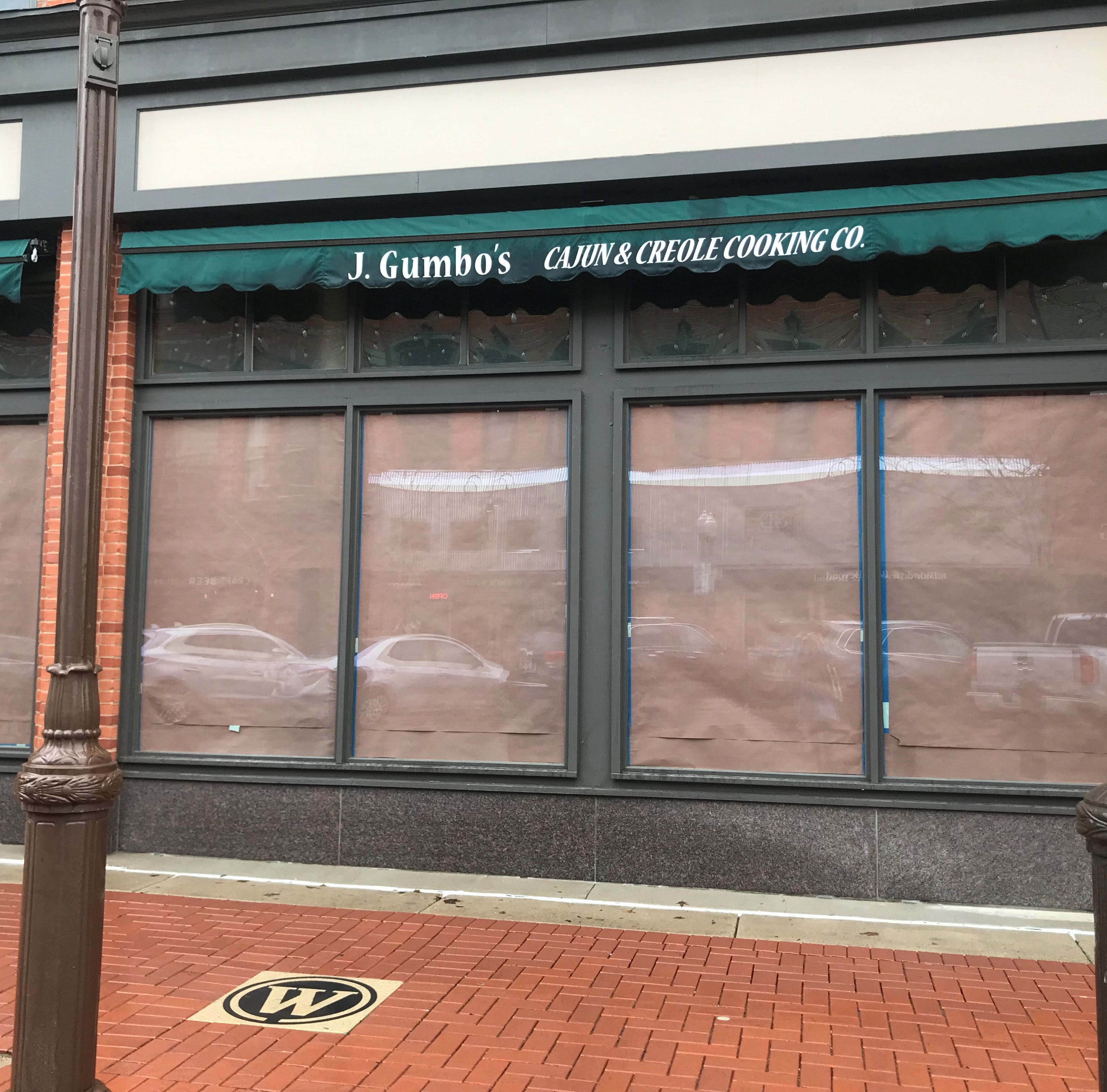 J. Gumbo's owners owed almost $93,000 in rent when they closed the Wausau restaurant, records show