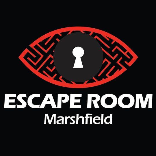 The logo for Escape Room Marshfield. Owners plan to open the interactive entertainment spot downtown later this summer.