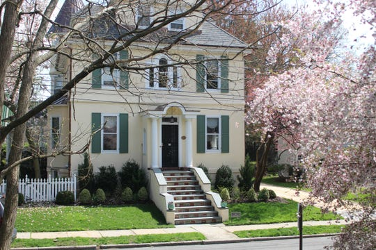 43 Magnolia is on this year's Larchmont Historical Society house tour, May 5.