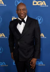 This Feb. 2, 2019 file photo shows John Singleton at the 71st annual DGA Awards in Los Angeles. The filmmaker died Monday after his family decided to take him off life support after suffering a stroke almost three weeks ago.