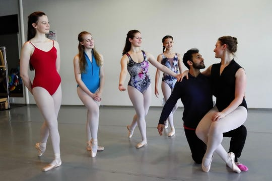 """The Wichita Falls Ballet Theatre is returning its very popular """"The Western Ballet"""" to the stage at 7 p.m.  tonight at the Memorial Auditorium for one show only."""
