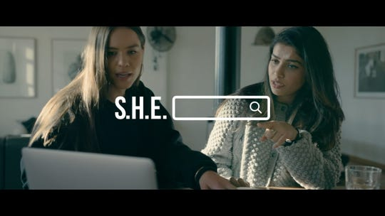S.H.E. is a new program that will help make search results more representative and equitable when it comes to gender.