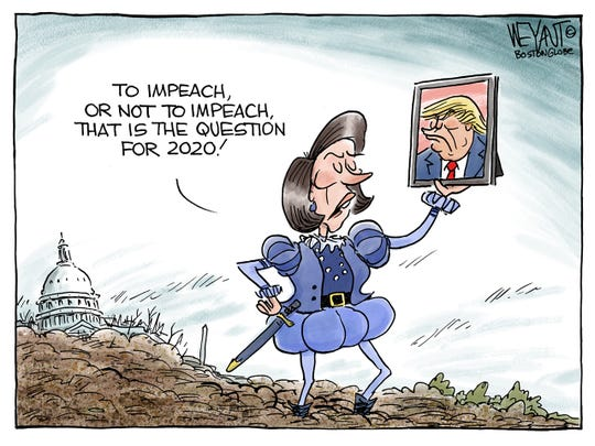 To impeach or not to impeach