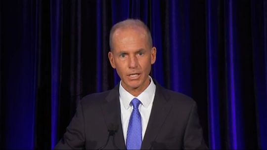 Boeing CEO: Company has to 'work' to regain trust