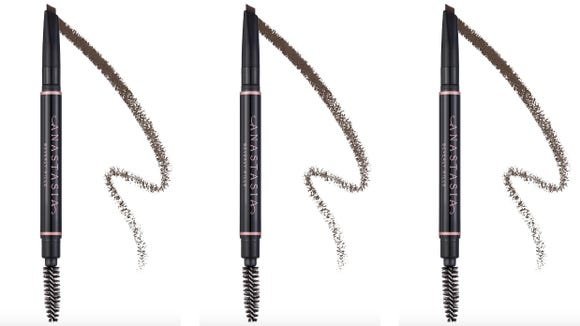 Tame your brows with this pencil and brush combo.