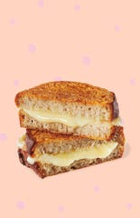The Crispy Grilled Cheese Sandwich.