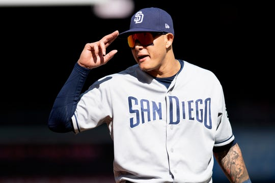 Manny Machado has the Padres off to a 16-12 start this season.