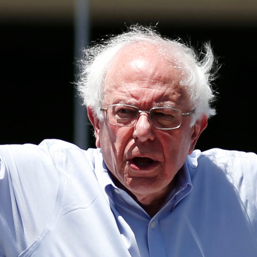 Wrong battle? Bernie Sanders says violent felons should be able to vote in prison