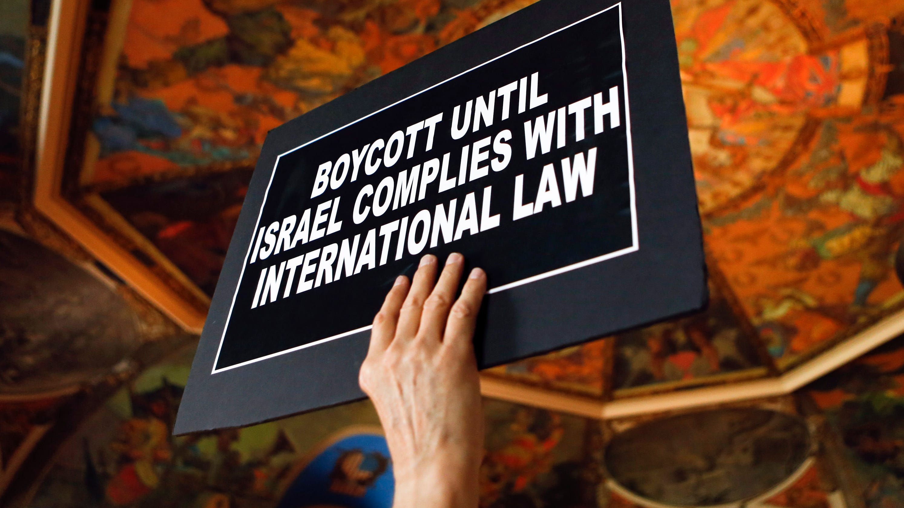 Pro Israel Statehouse Lobbyists Work Behind The Scenes To Mute Bds