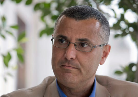 Omar Barghouti, a Qatari-born Palestinian who is married to an Israeli woman, is the co-founder of the BDS movement.