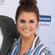 """Saved by the Bell's"" Tiffani Thiessen and her husband, Brady Smithm"" wrote a children's book aimed at making parents mindful of their phone screen time called, ""You're Missing It!"""