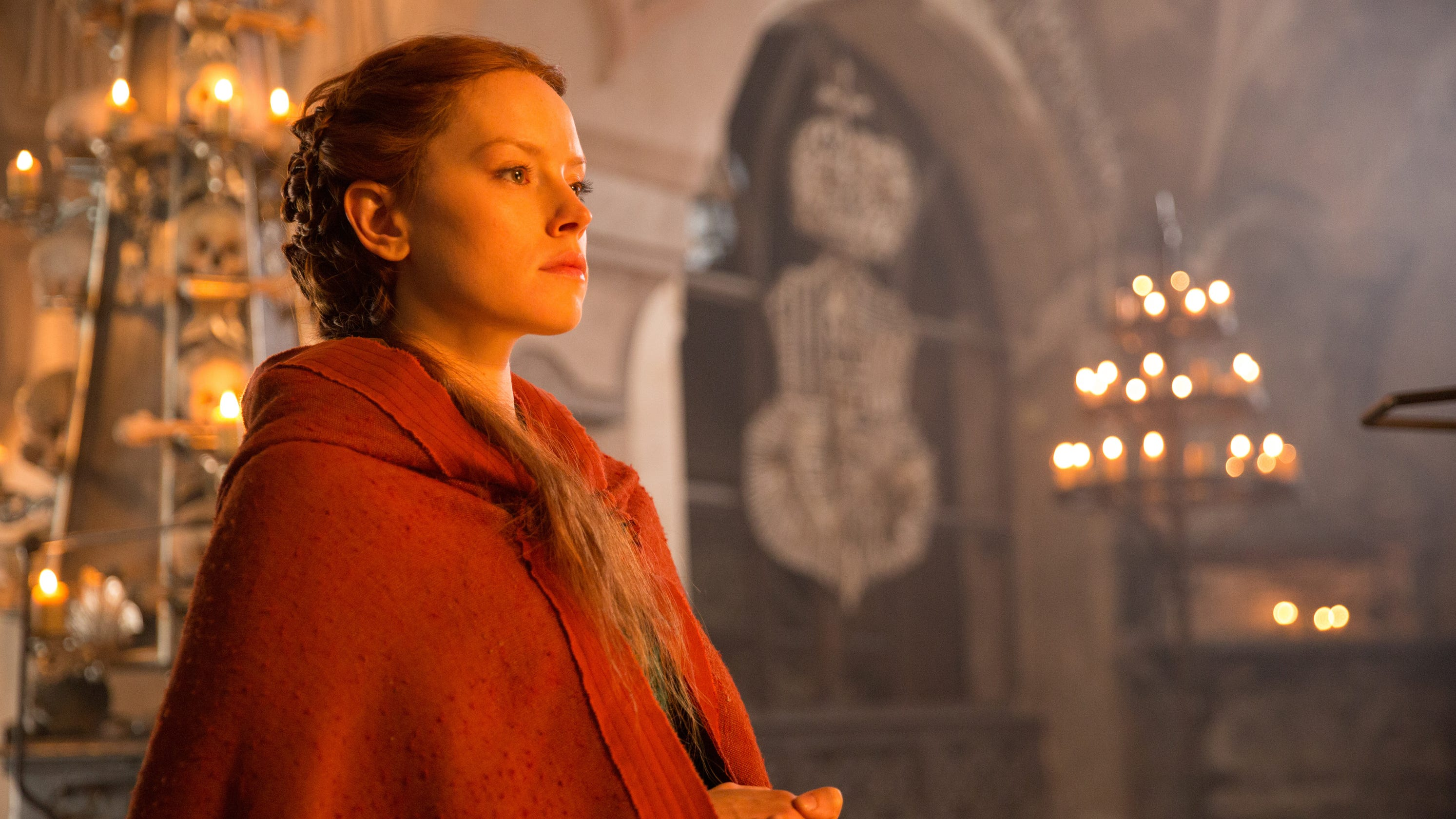 Ophelia Shakespeare: 'Star Wars' Actress Daisy Ridley Goes Shakespeare In