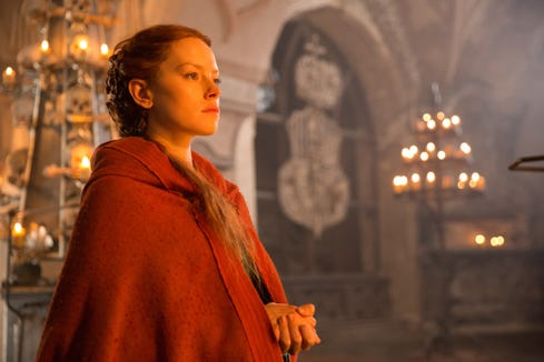 """Daisy Ridley stars as the title character of """"Ophelia,"""" which retells the story of Shakespeare's """"Hamlet."""""""