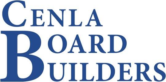 Cenla BoardBuilders logo
