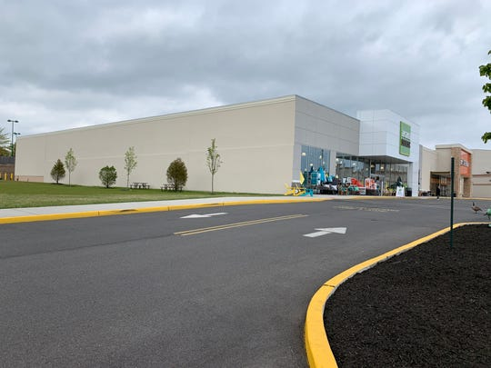 A combined HomeGoods and Marshalls store will be built next to Homesense at Seaview Square Shopping Center.