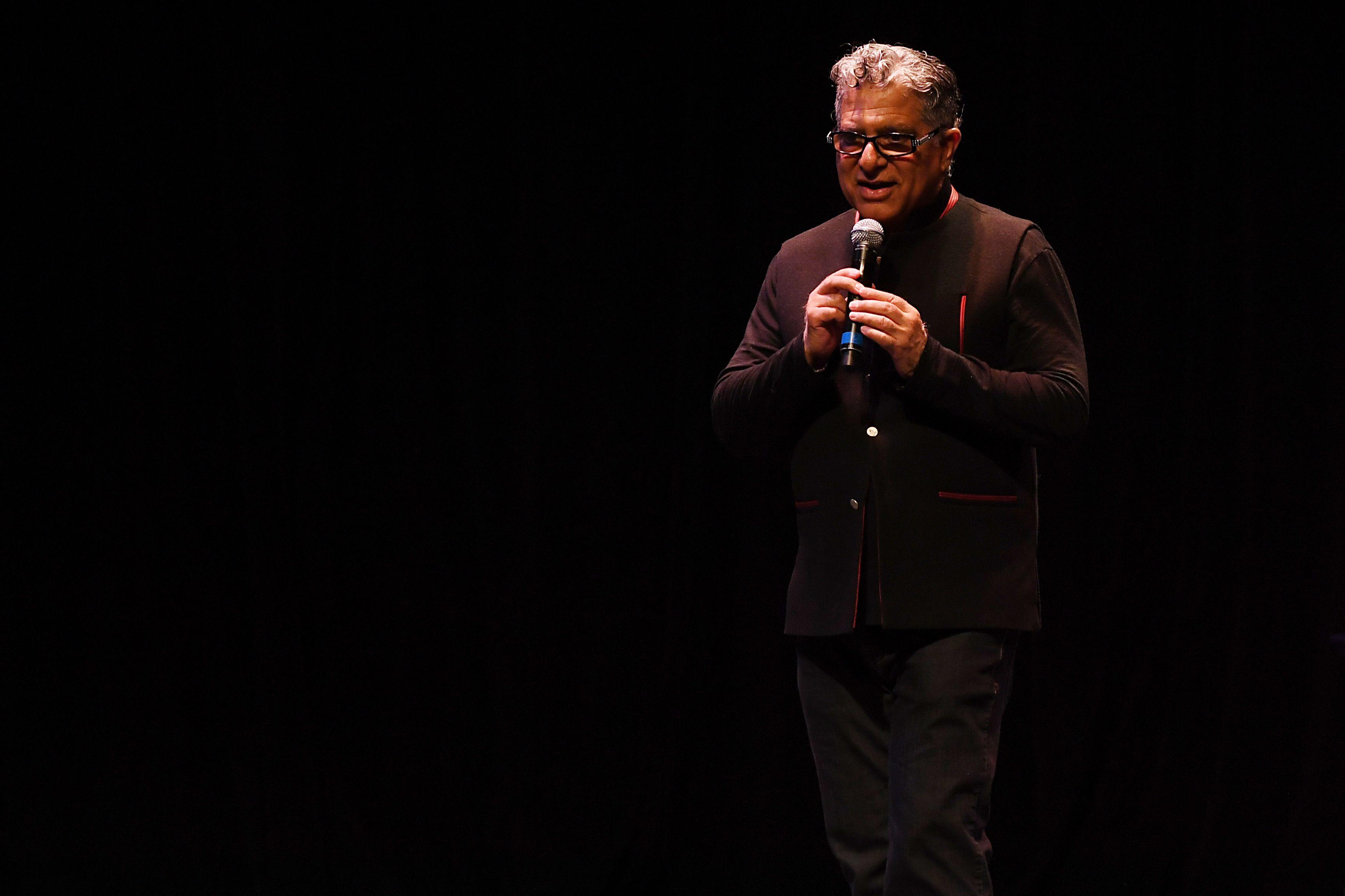 Deepak Chopra, pictured in 2017.