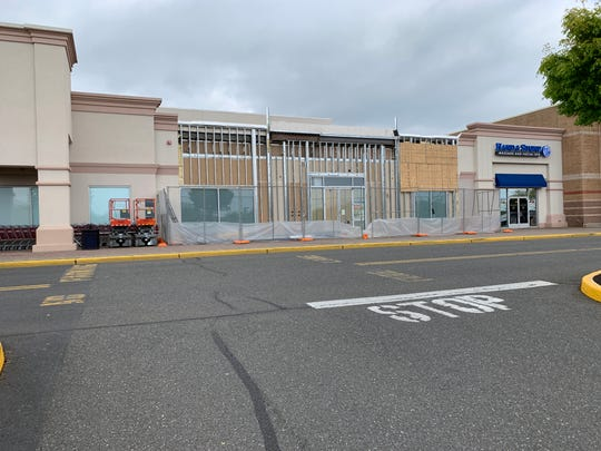 Five Below is expected to open in June at Seaview Square Shopping Center between A.C. Moore and Hand & Stone.