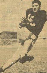 Ernie Davis, shown here in a Reporter-News file photo