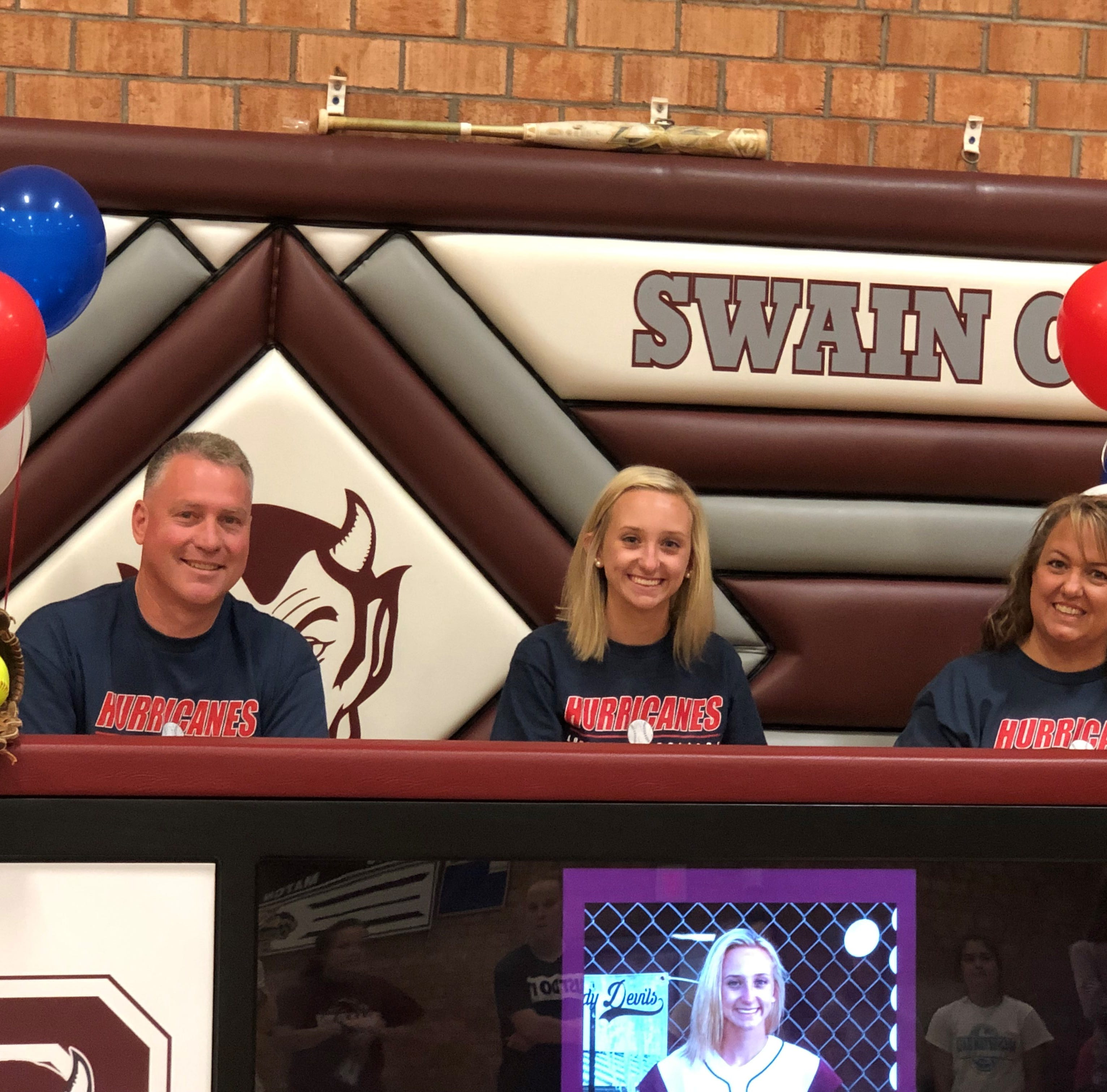 Swain County's Bowers to play college softball