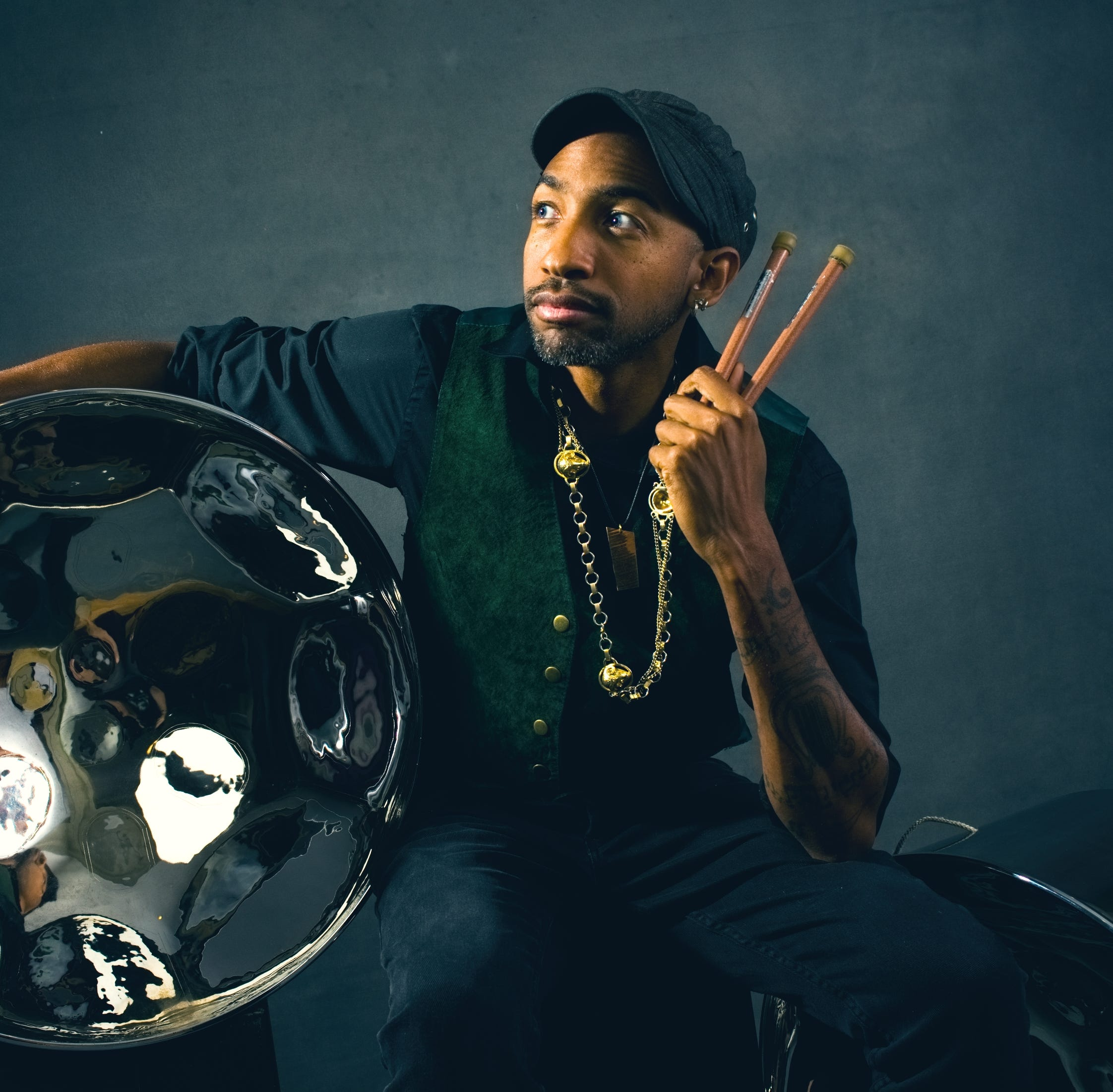 Funky-fun: Jonathan Scales Fourchestra brings fusion of sounds