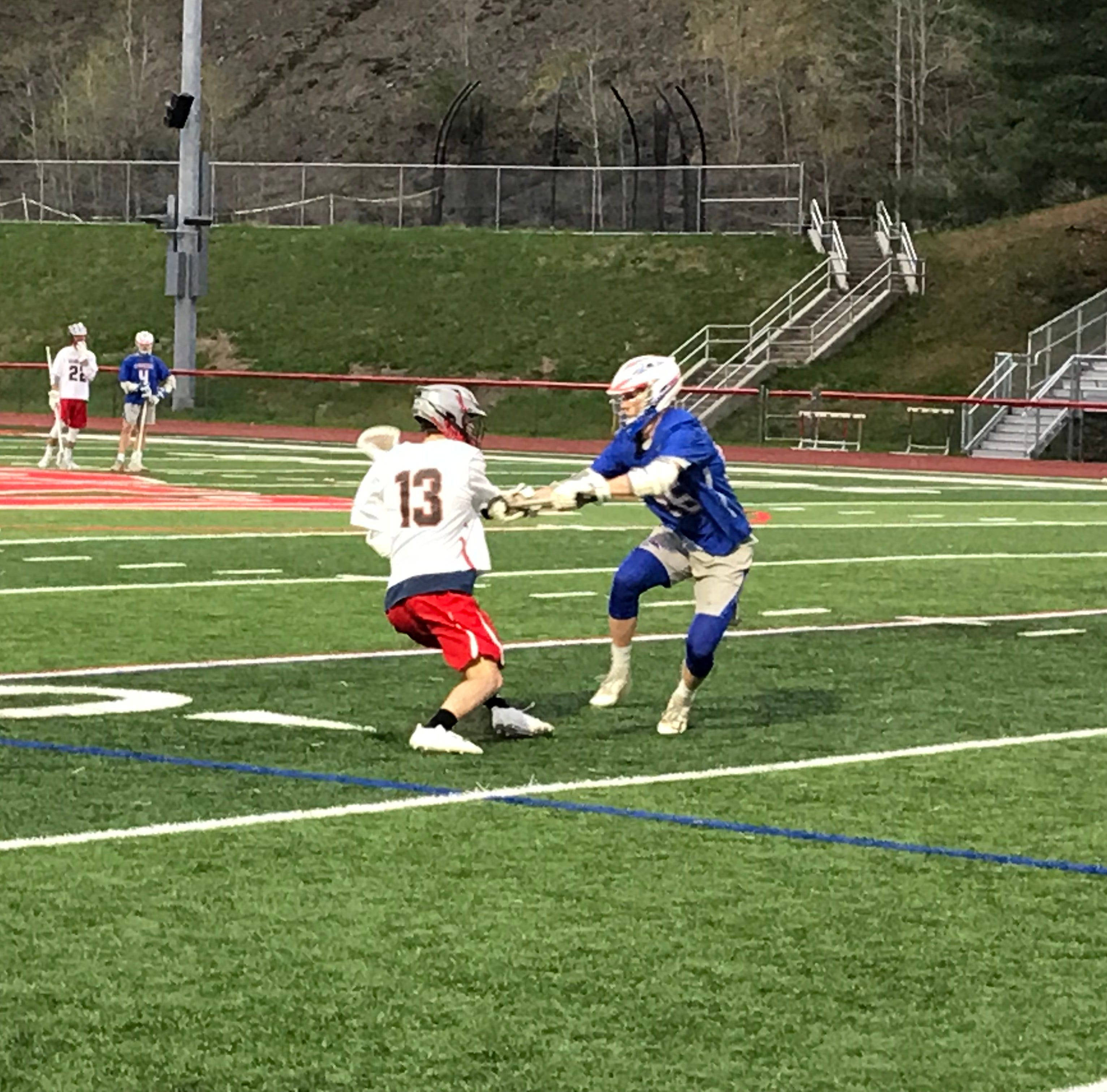 Boys Lacrosse: Kinney's big night leads Owego to victory at CV