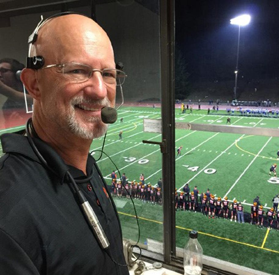 Paul Stensen's nearly done it all during Central Kitsap High career