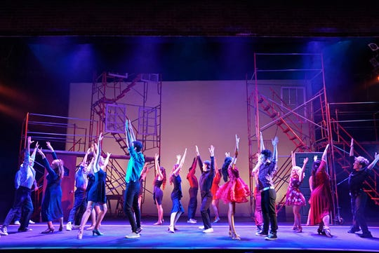 """""""West Side Story"""" hits the stage at Henegar Center this weekend."""