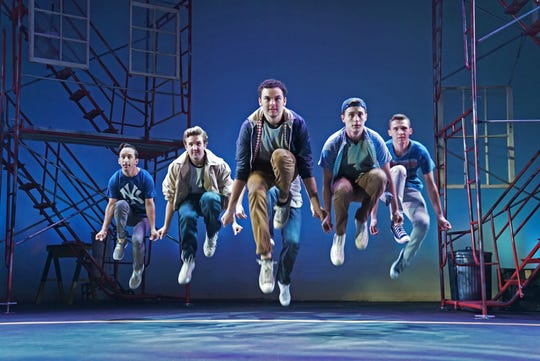 """West Side Story"" hits the stage at Henegar Center this weekend."