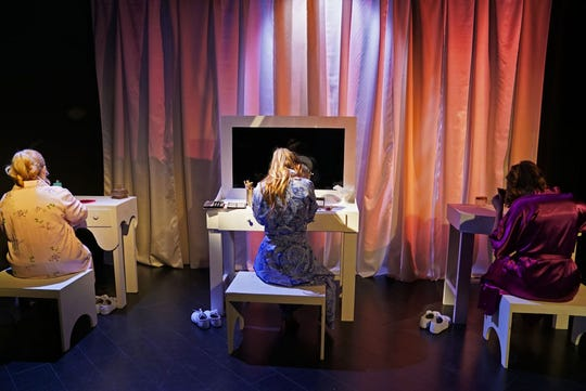 """Vanities"" opens this weekend at Titusville Playhouse."