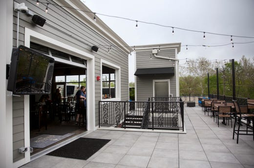 Rooftop Bars In Loveland Include Bishop S Quarter Tano