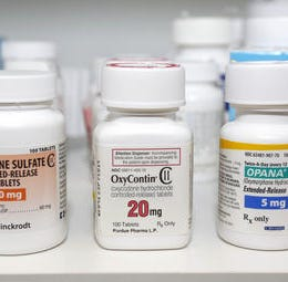 What a new rule in Ohio means for people getting pain meds