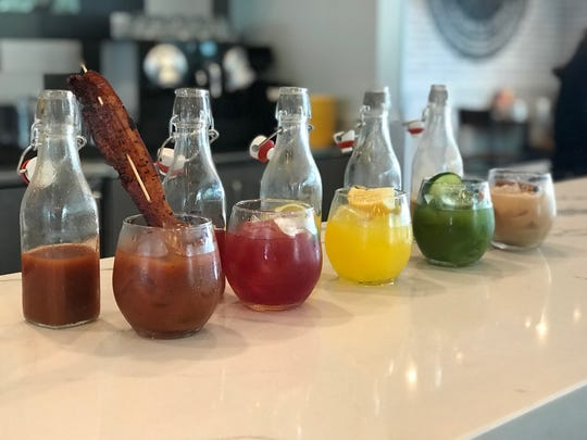 First Watch has debuted their first-ever signature cocktail menu at the Hyde Park location on Madison Road.